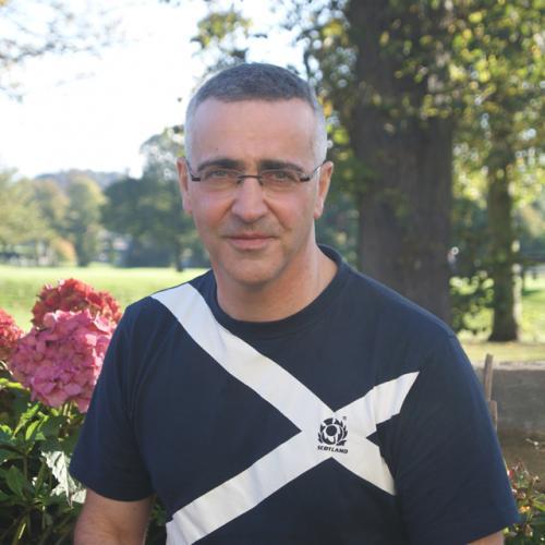 Dr Pete Iannetta